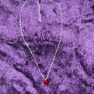 ✨Avon heart necklace